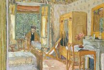 interiors / by Marlowe Miller