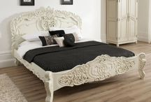 Bordeaux Ivory Collection / Elegant and luxurious are words that come to mind when you lay eyes on our Bordeaux ivory collection of furniture. Homes Direct 365 now feature a unique collection of Bordeaux ivory furnishings that will look lovely as part of your bedroom. Our Bordeaux ivory collection consists of beds, drawers, wardrobes, and dressing tables.   https://www.homesdirect365.co.uk/french-furniture-c487/matching-ranges-c372/bordeaux-ivory-collection-c1902