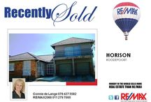 Recently Sold / Sold by Connie Re/Max 2000