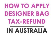 Buy Designer Bag With Tax-Refund