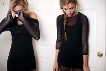 style: night out / out on the town or on a date, a girl's gotta look her best!