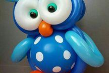 balloons, pretty shape / balloons, pretty shape
