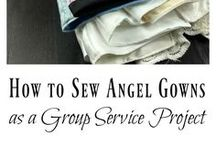 Angel Gowns  (Love Projects)