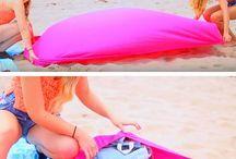 toalha sem areia