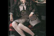 Miriade sulle riviste di moda