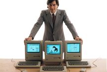 Steve Jobs & Apple / Steve Jobs has been an inspiration to me since I started following him closely in 1989. I have learned a LOT from him over the years. He set out to change the world. And he really did.