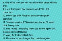 Social Media Tips & Tricks / Social Media tips to help you develop a savvy strategy