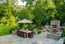Hardscaping/Landscaping Project Ideas / Want to spruce up your lawn with some great-looking projects? Take a look...
