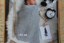 •Geboorte (kaartjes)..