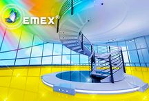 Slip resistant flooring / Emex slip resistant flooring ensure maximum safety in exploitation