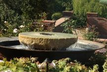Unique Water Features / The folks at Millstones.com have created some of the most unique water fountains that you have ever seen.