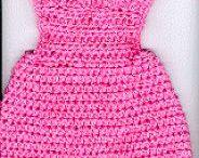 Crochet American Doll / by Kristin Baule