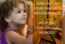Dine Out for #NoKidHungry 2013! / Dine Out for #NoKidHungry 2013! Use these images for your restaurants and your own boards! Thank you!