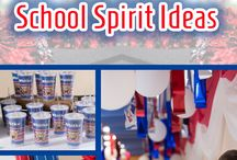 School Spirit / by Stumps Party