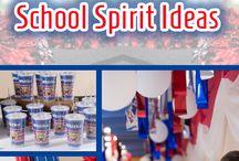 School Spirit / by Stumps Party