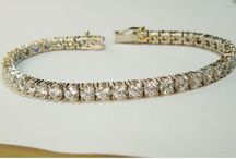 14k white gold collection