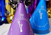 New Year's Eve / Should Old Acquaintance be forgot. / by Kathy Beymer from Merriment Design