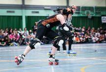 Roller Derby / by Rashelle Thompson