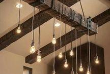 lampu gantung kayu