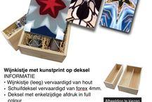 Arts & gifts - de kunst van het schenken - art for business - kerstgeschenken / kunst Relatiegeschenken