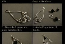 Earrings tutorials