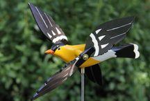 Birds crafts