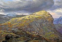 Mood C : Northern Nature & Mysticism / Scandinavian mythology, art and folklore