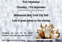 Cork's Christmas Party Fair / Cork's Christmas Party Fair, Cork's City Hall September 17th 2015.