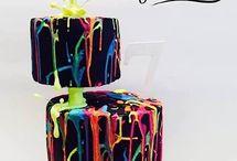 Ooh my cake!