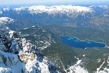 Bayerische Alpen & Voralpenland / In den Bayerischen Alpen laden viele schöne Familientouren ein - egal ob auf dem Berg oder im Tal.