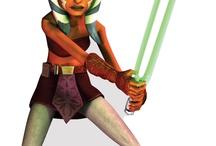Ahsoka Tano (Star Wars: The Clone Wars)