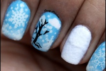 Winter Holiday Challenge 2012 / CNT's Winter Holiday Challenge. Pin your manis here :)