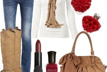 fall clothes / by Brittani Wells