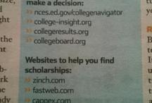 College Websites / by Charlotte Klaar