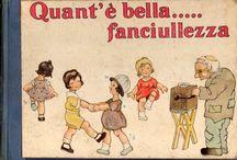illustrazioni / da libri d' infanzia