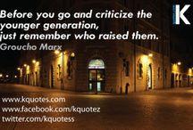 K quotes