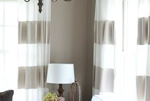 Window dressing / Curtains etc