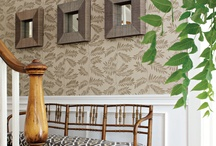 Thibaut / We are one of the only Thibaut dealers in our area. You can purchase their fabrics and wall coverings through our store.
