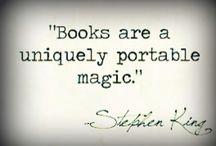 I love to read! / by Tammy Daubert Steele