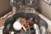 Make up organisation / Storage