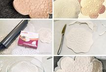 Craft - Doilies