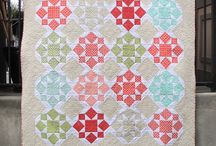 Quilts from Bonnie & Camille Fabrics / Fresh, vintage and full of cheer, you can't go wrong with these projects from Bonnie & Camille!  / by Hollyhill Quilt Shoppe & Mercantile