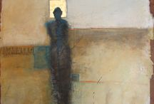 Figurative Art / Art inspiration for figurative painting and drawing, abstract figurative work