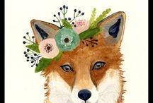 Ilustración animales