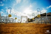 Wedding Set Up Ideas on the beach / Great ideas for the beach, perfect weddings in los Cabos, México.