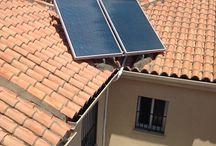 Energía Solar en Cádiz / Instalaciones de Energía Solar Térmica realizadas por Tensol en la provincia de Cádiz