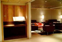 Sala Club AVE Madrid / Proyecto STUDIO