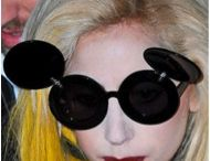 Lady Gaga Sunglasses / by SelectSpecs