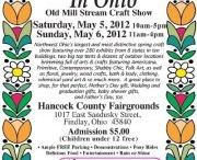 Craft Show Findlay, Ohio / by Dawn Wrede Ruble
