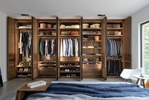 Wardrob interiors